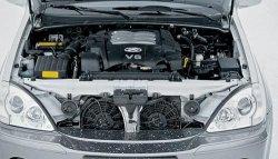 Hyundai Terracan VS Suzuki XL